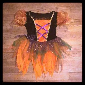 Other - Kids dress up or Halloween pretty witch costume